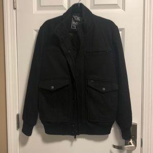 David buffalo coat
